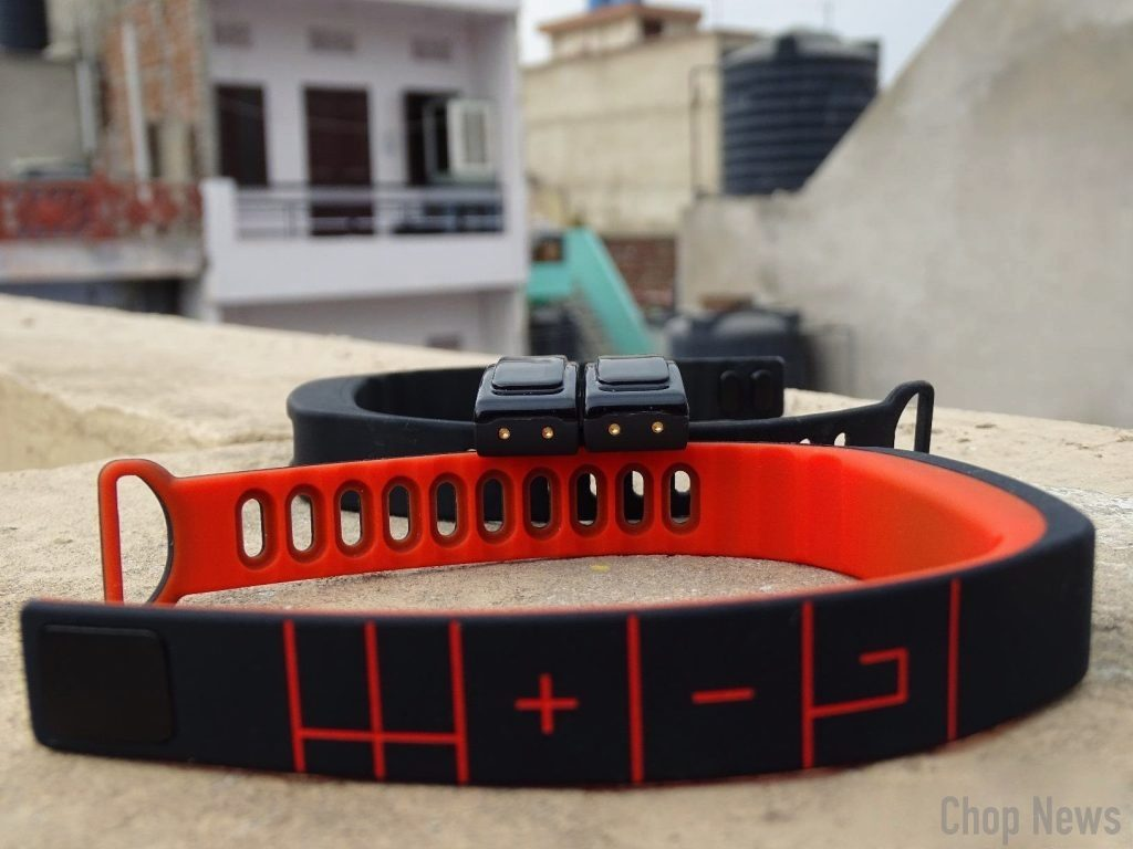 GOQii Life Fitness Band Quality