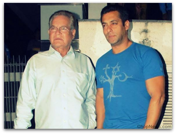 Salim Khan Wanted Salman Khan be Cricketer