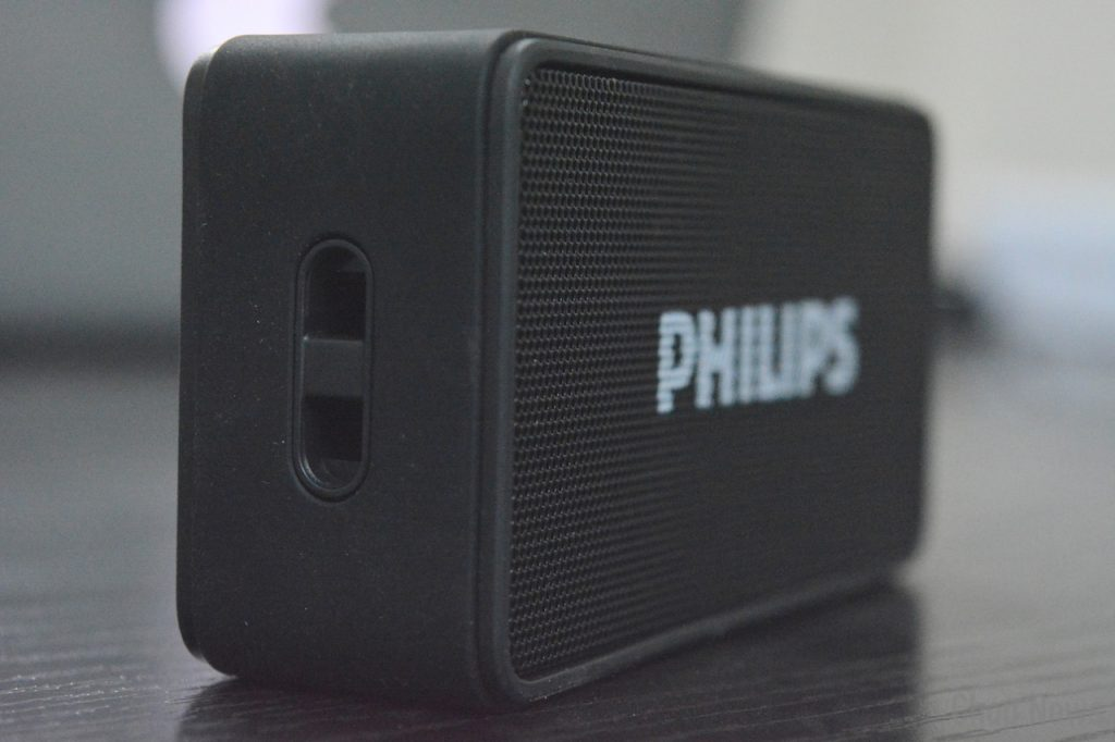 Philips BT64B Portable Bluetooth Speakers