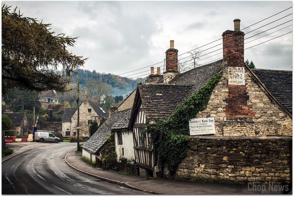 The Ancient Ram Inn, Gloucestershire