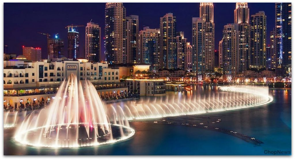 Top 5 Places To Visit In Dubai Chop News