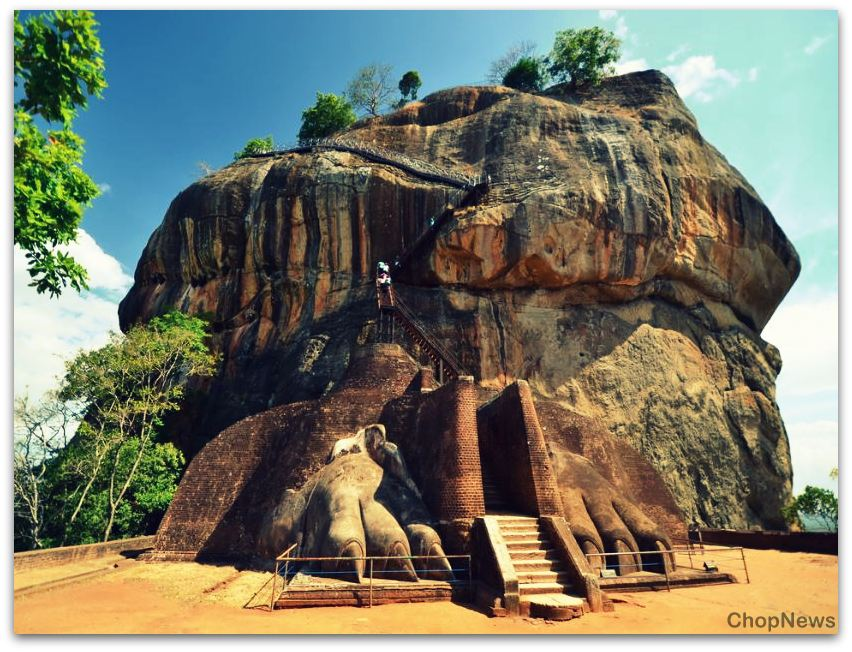 Top 5 Things to Do in Sri Lanka