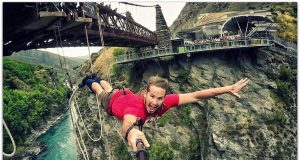 Tips for First-Time Bungee Jumpers