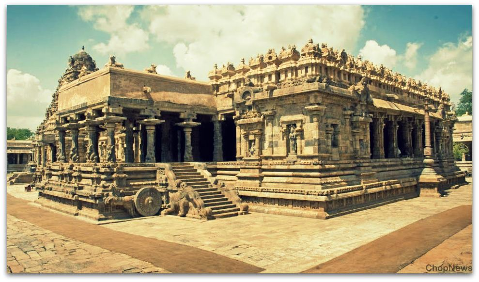 Temples of Tamilnadu that Cannot Miss
