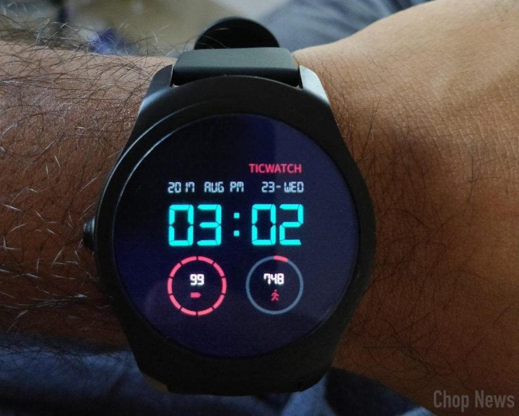 Ticwatch 2 Smartwatch Review