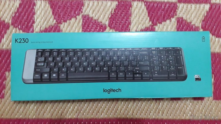Logitech K230 Wireless Keyboard Review