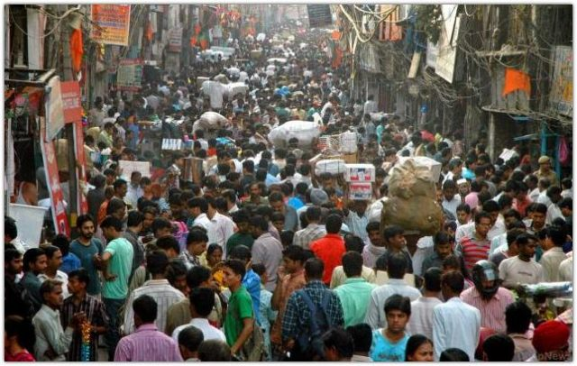 population in india In 2050 india's population is projected to be 169 billion — china's will be 131 billion india has experienced extraordinary population growth: between 2001 and 2011 india added 181 million people to the world, slightly less than the.