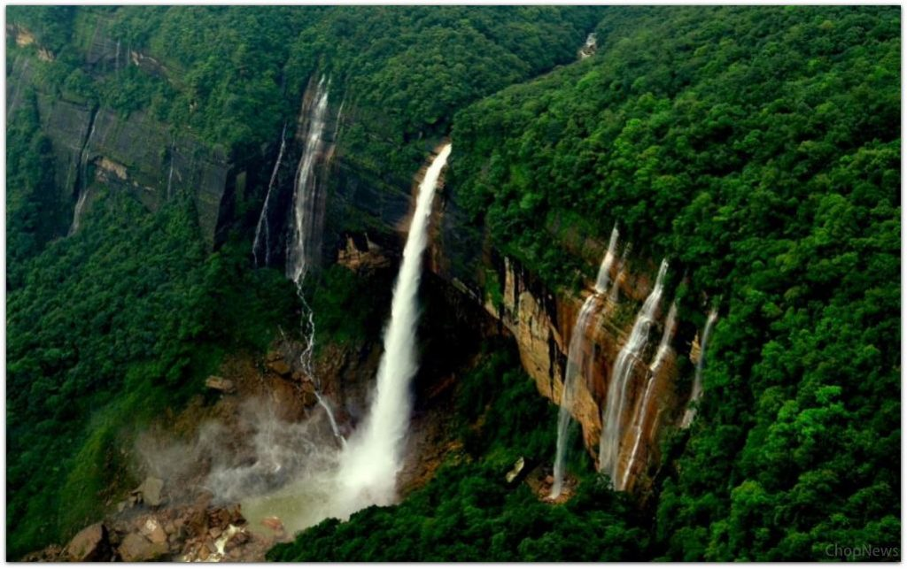 Place to Visit Meghalaya with Friends