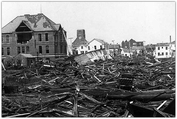 Largest and Deadliest Hurricane to Hit the United States
