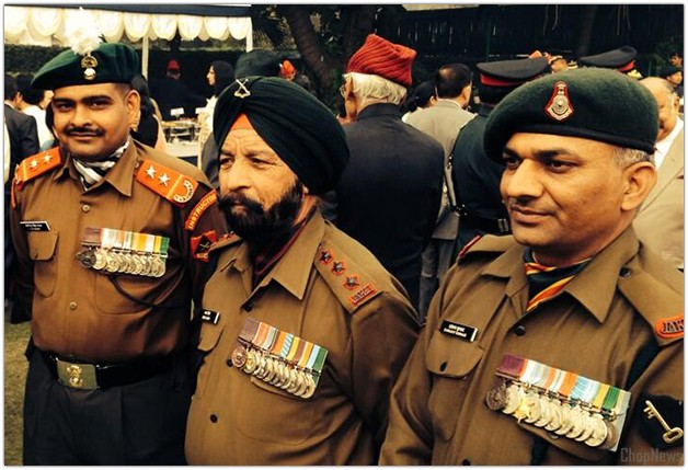 Brave Soldiers of Indian Army