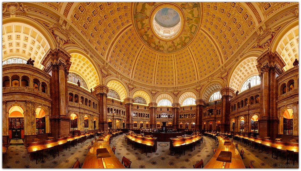 Biggest Library in the WorldBiggest Library in the World