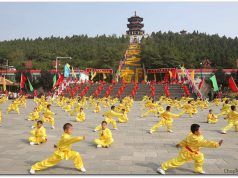 Kung Fu Schools in China