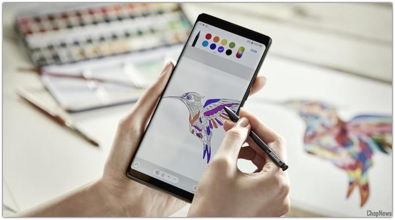 Features that Make the Galaxy Note 8 Cool