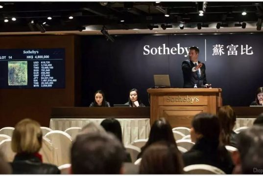 World Best Auction Houses