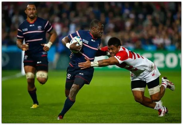 Fastest Rugby Players in the World