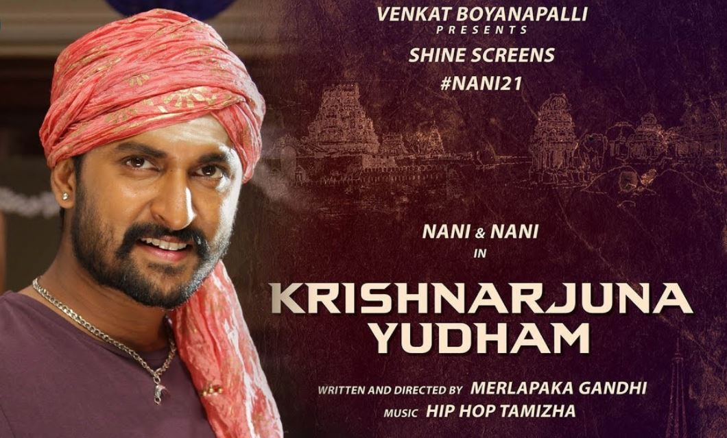 Krishnarjuna Yudham Movie