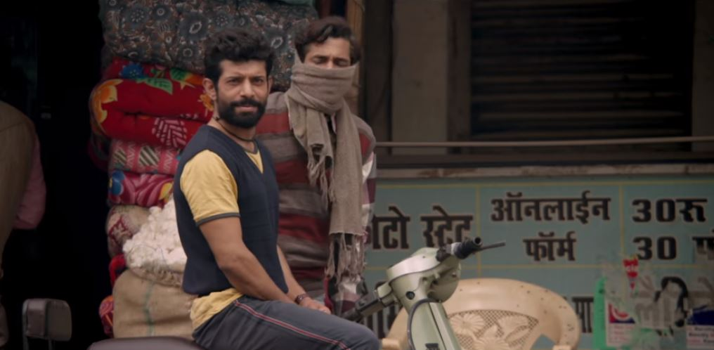 Mukkabaaz Movie