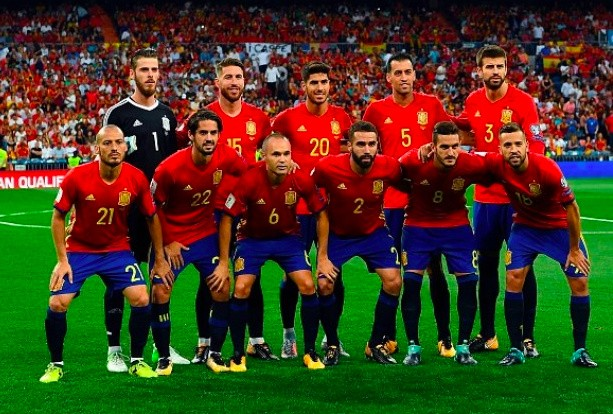 FIFA World Cup Final Squads