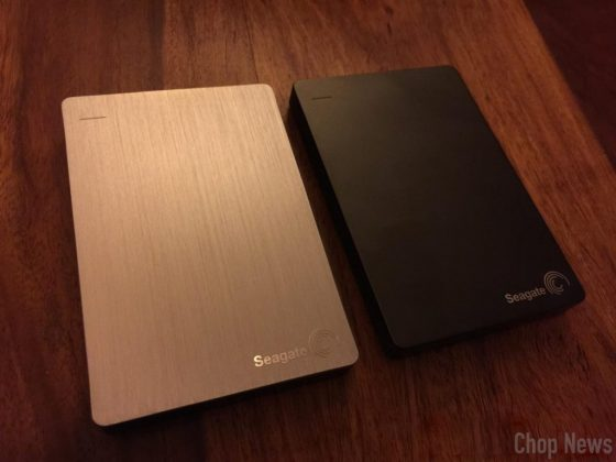 Seagate Backup Plus Slim Portable Drive Review