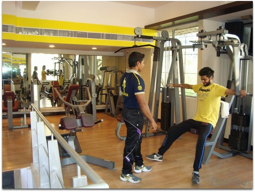 Golds GYM Delhi