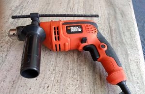 Black & Decker KR554RE Reversible Hammer Drill Machine Review