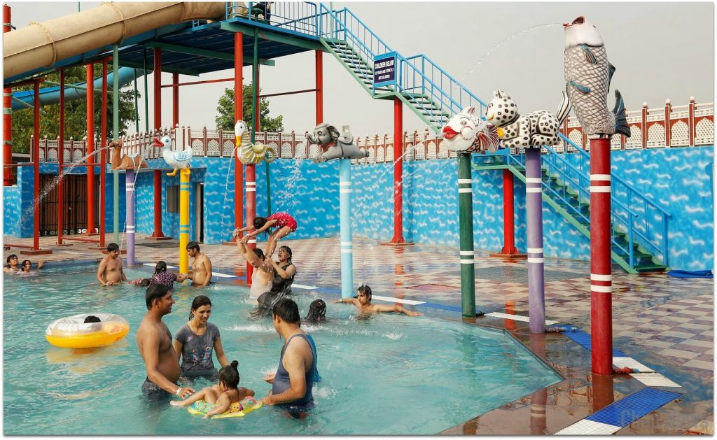 Aapno ghar amusement and Water Park