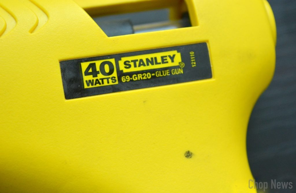 Stanley 69GR20B Gluepro Trigger Feed Hot Melt Glue Gun Design