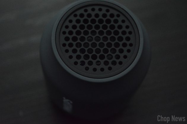 Philips BT50B Wireless Portable Bluetooth Speaker Design