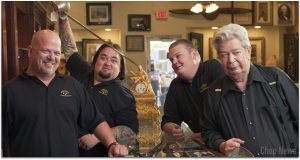Gold and Silver Pawn Shop