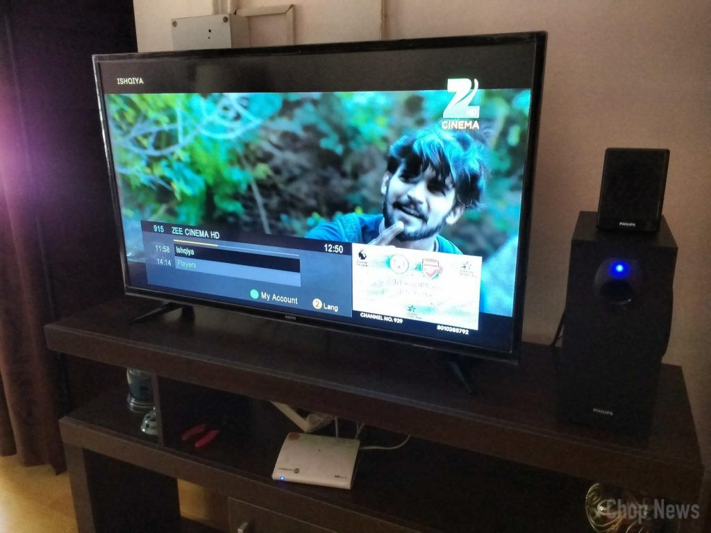 Sanyo XT-43S7100F Full HD LED IPS TV