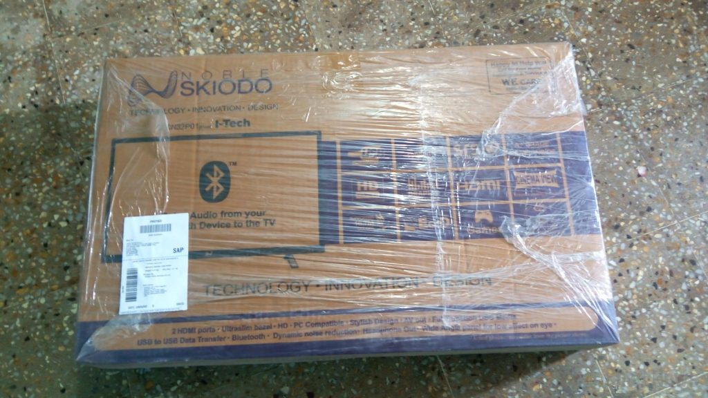 Noble Skiodo 32 inches 32CN32P01 HD Ready LED TV Review