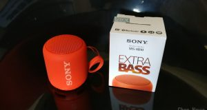 Sony SRS-XB10 Bluetooth Speaker Review