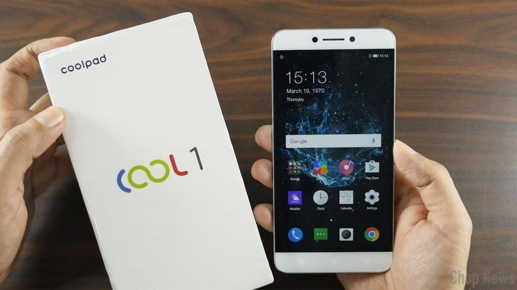 Coolpad Cool 1 Smartphone Review