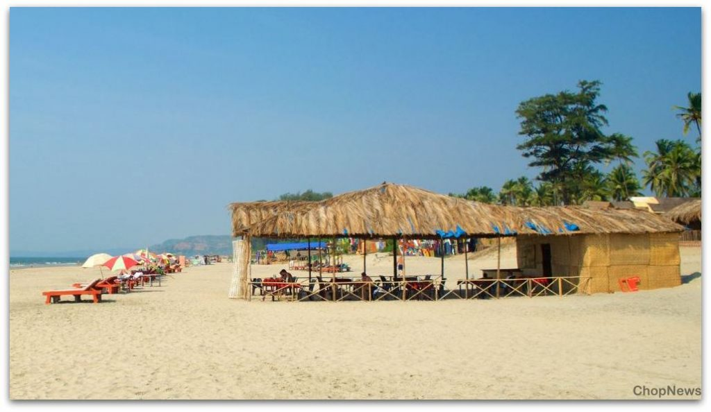 Cleanest Beaches of Goa