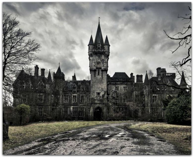 Haunted Places in Belgium