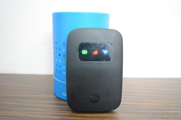RELIANCE JIO 4G ROUTER Review