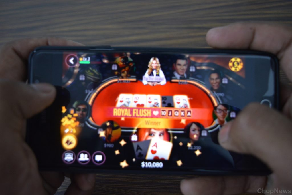 best casino game for android