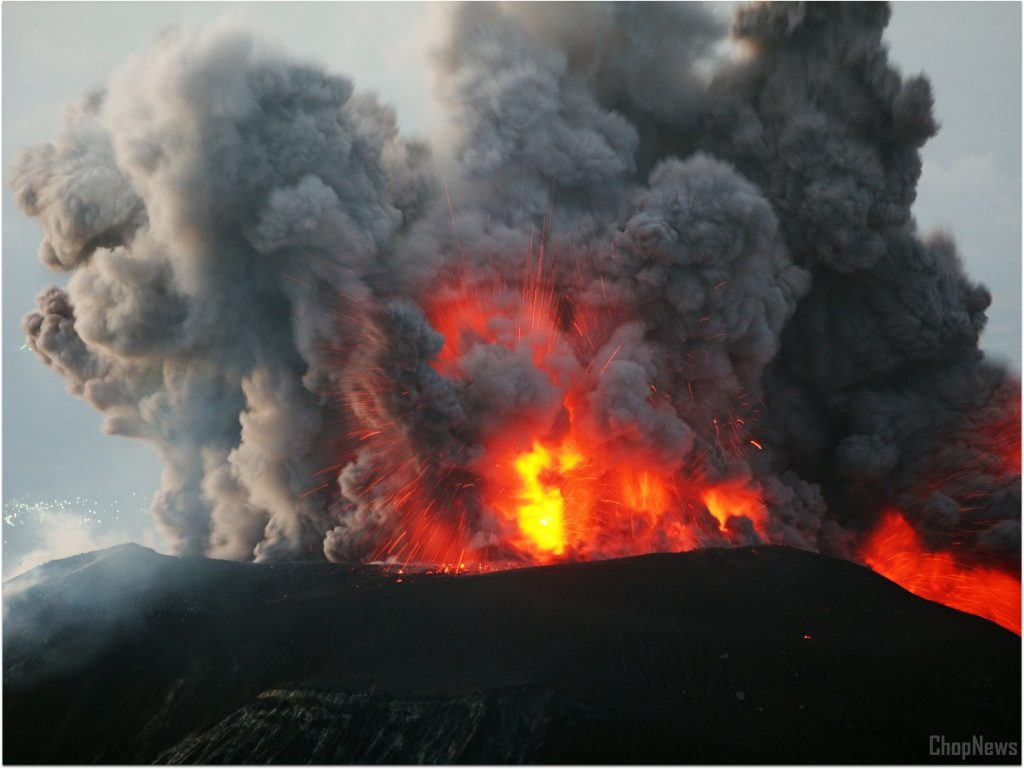Dangerous Volcanoes in the World