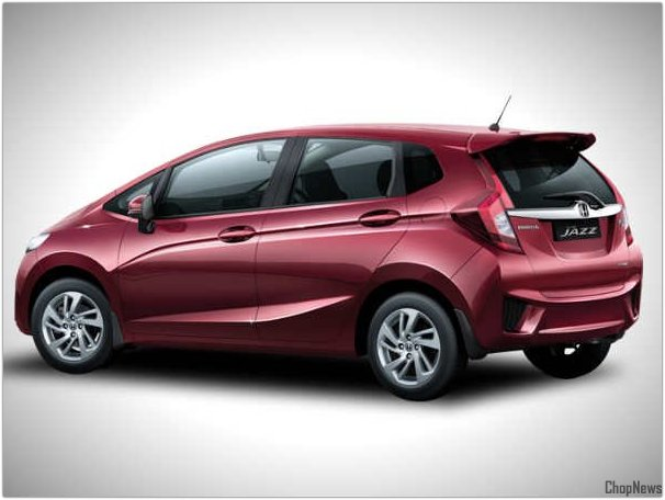 Honda Jazz Privilege Edition
