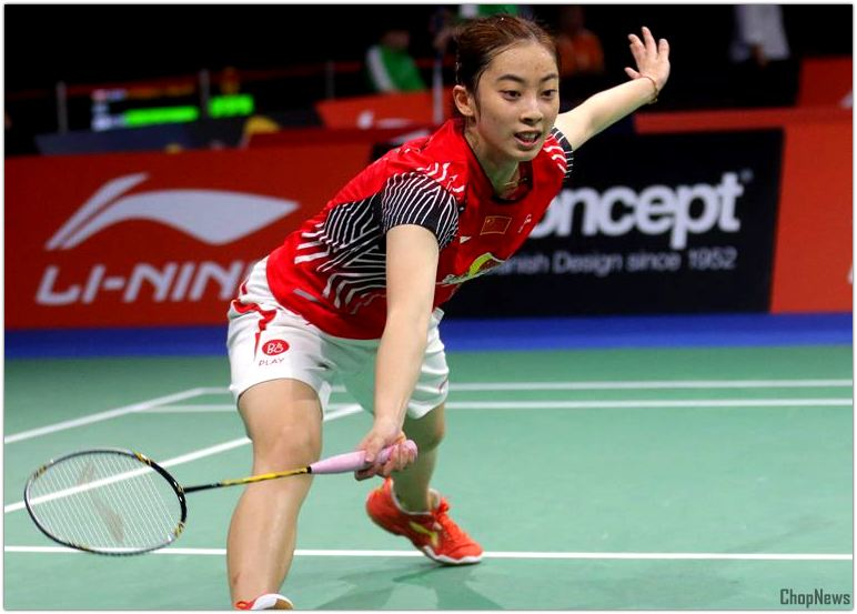 Top 5 World Champions of Badminton