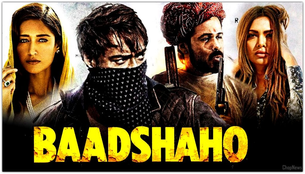 Baadshaho Box Office Prediction