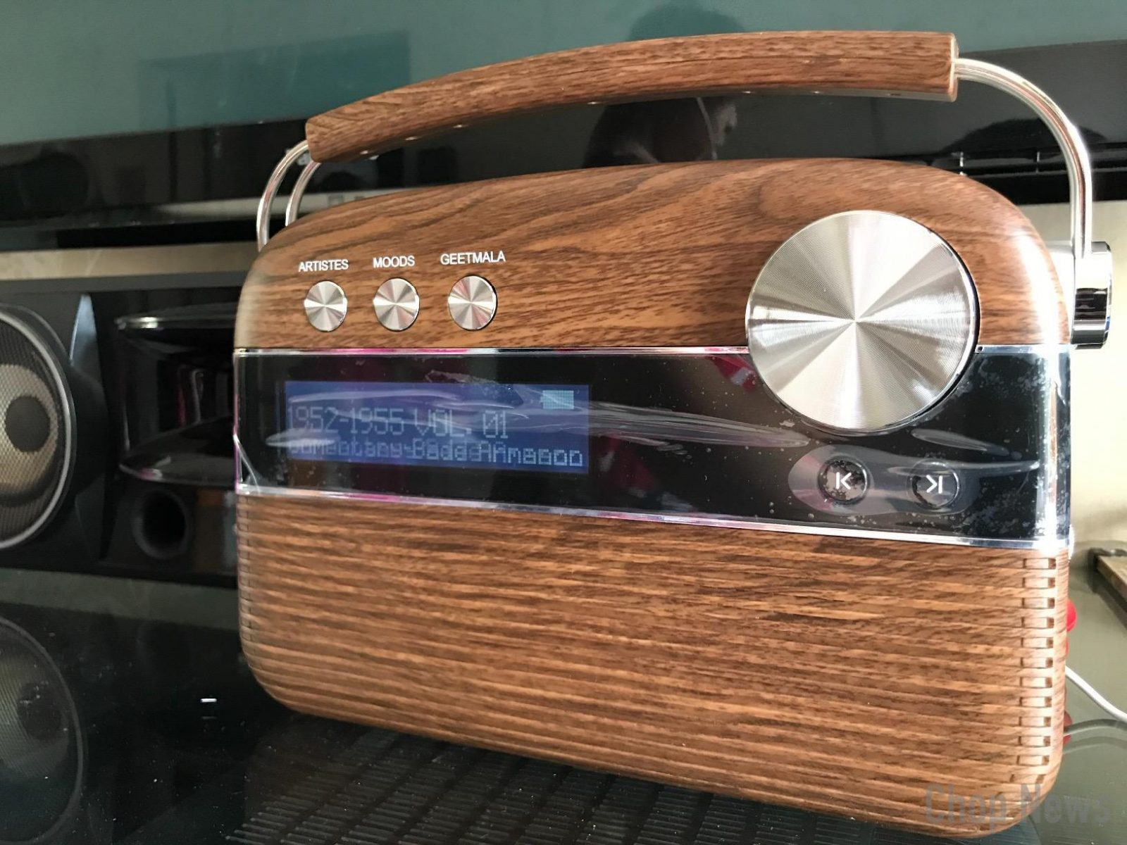 Saregama Carvaan Portable Digital Music Player Review | Chop