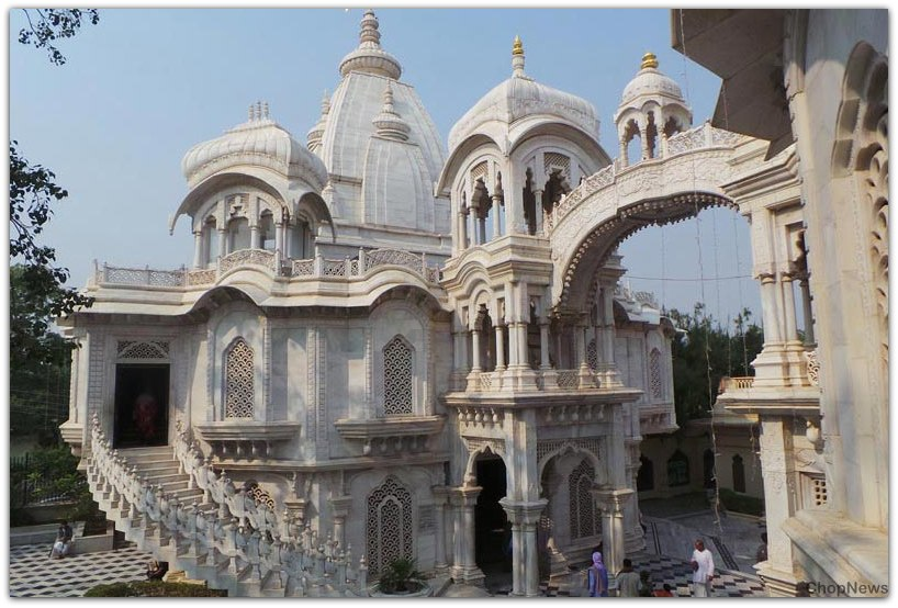 Best Places to Visit in Vrindavan