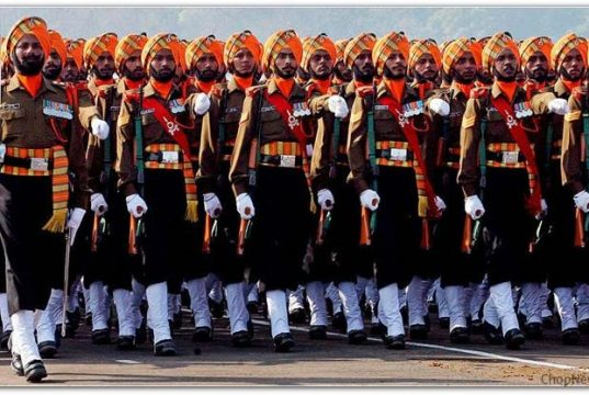 Regiment in Indian Army