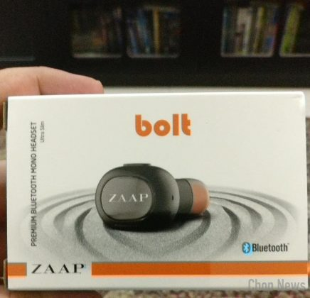ZAAP® (USA) BOLT Bluetooth 4.1 Mini Headset Wireless Headphone/Earbud