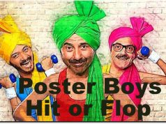 Poster Boys Film Box Office Collection