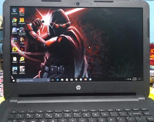 HP 245 G5 Notebook Review