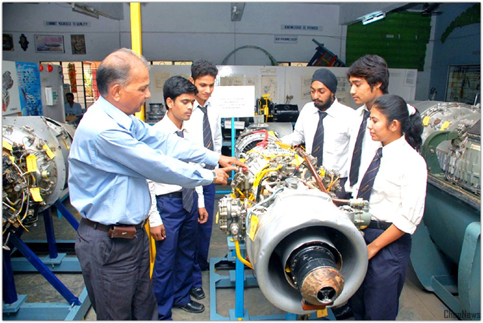 Pilot Training Institute in India