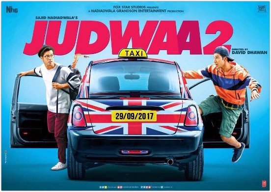 Judwaa 2 Movie Cast, Crew and Story