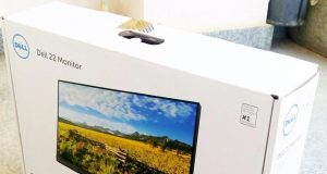 Dell S2216H 21.5-Inch Full HD LED Monitor